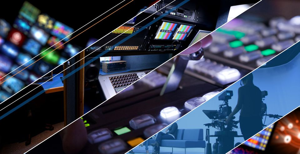 Audio/Video/Broadcast Solutions